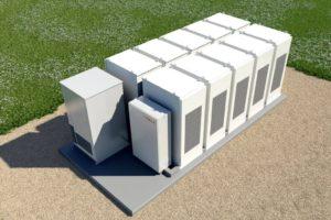 Image of energy storage units